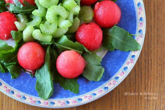 Insalata di anguria