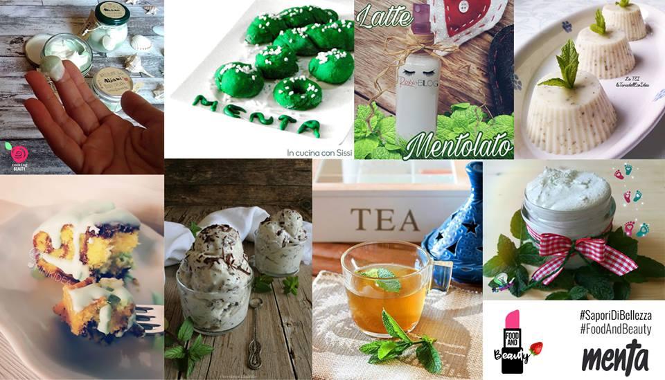tè verde alla menta del Marocco