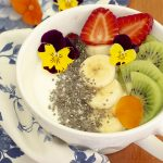 yogurt e frutta anti stipsi
