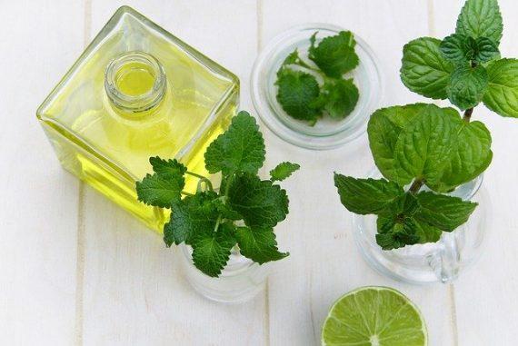 Olio essenziale di menta piperita: benefici