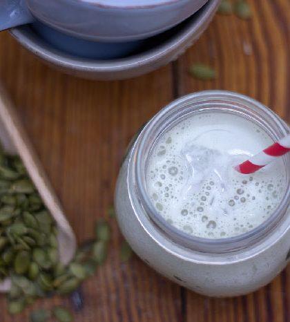 latte di semi di zucca